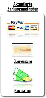 Akzeptierte-Zahlungsmethoden